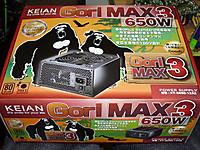 Gorimax3650w