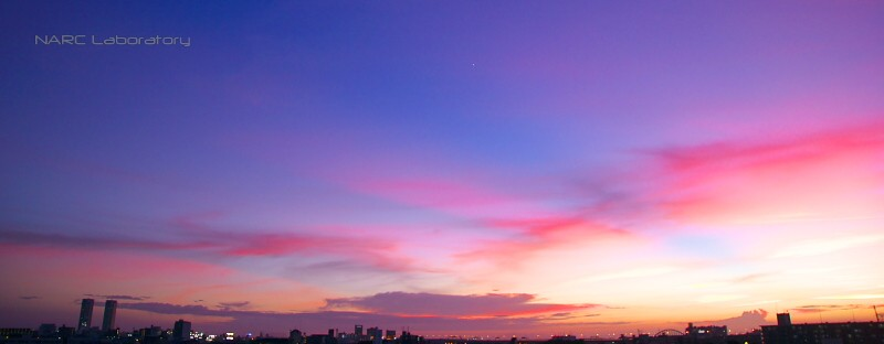 Sunset20100719