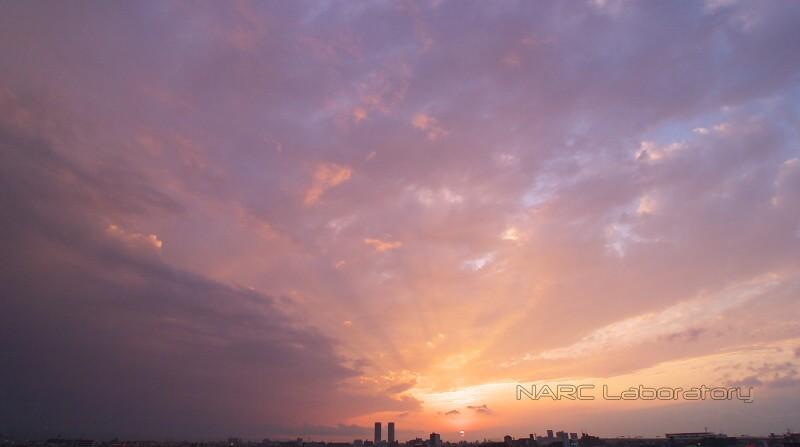 Sunset112223